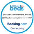 Booking.com Top Connectivity Performer